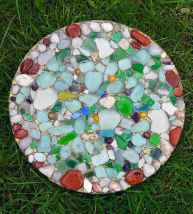 13 Excellent DIY Mosaic Garden Decoration Ideas for Front and Backyard Landscaping