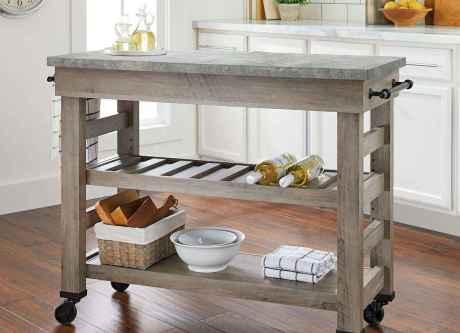 13 Functional Farmhouse Kitchen Island Design Ideas