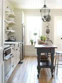 14 Incredible Farmhouse Gray Kitchen Cabinet Design Ideas