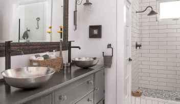16 Awesome Farmhouse Bathroom Tile Floor Decor Ideas