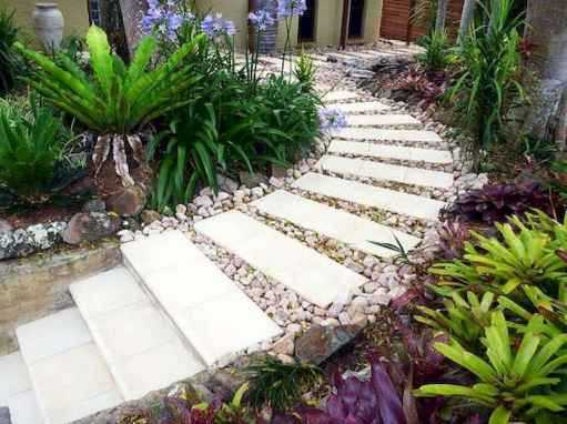 16 Fabulous Garden Path and Walkway for Front and Backyard Ideas