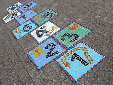 18 Excellent DIY Mosaic Garden Decoration Ideas for Front and Backyard Landscaping