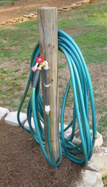 18 Inspiring Faucet Garden Decor for Front and Backyard Ideas