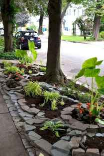 21 Awesome Front Yard Rock Garden Landscaping Ideas