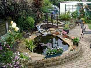21 Unique Backyard Garden Water Feature Landscaping Ideas