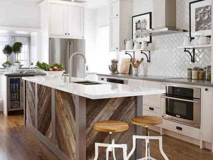 22 Functional Farmhouse Kitchen Island Design Ideas