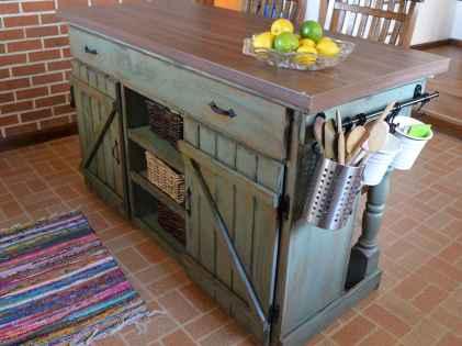 24 Functional Farmhouse Kitchen Island Design Ideas