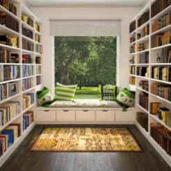 25 Cozy Reading Corner Decor Ideas