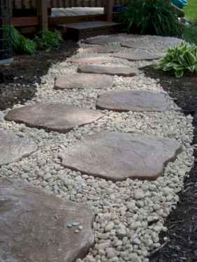 26 Awesome Front Yard Rock Garden Landscaping Ideas