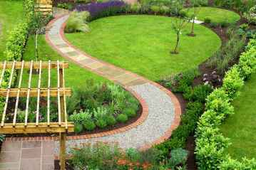 26 Fabulous Garden Path and Walkway for Front and Backyard Ideas