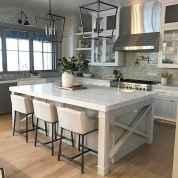 26 Functional Farmhouse Kitchen Island Design Ideas