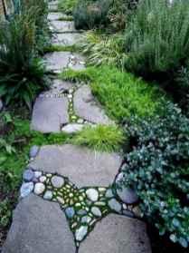 27 Beautiful DIY Mosaic Garden Path Decorations For Your Landscape Inspiration