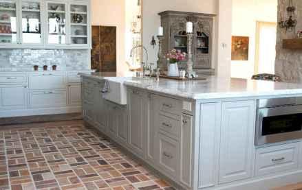 27 Incredible Farmhouse Gray Kitchen Cabinet Design Ideas