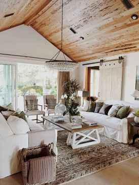 28 Cozy Farmhouse Sunroom Decor Ideas