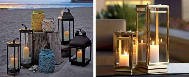 29 Easy and Creative DIY Outdoor Lighting Ideas