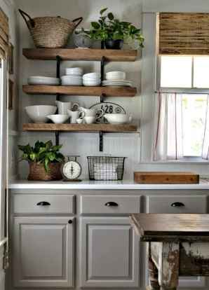 31 Incredible Farmhouse Gray Kitchen Cabinet Design Ideas