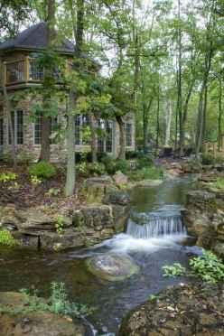 32 Unique Backyard Garden Water Feature Landscaping Ideas