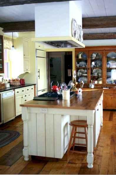 33 Functional Farmhouse Kitchen Island Design Ideas