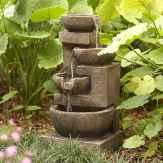 33 Inspiring Faucet Garden Decor for Front and Backyard Ideas