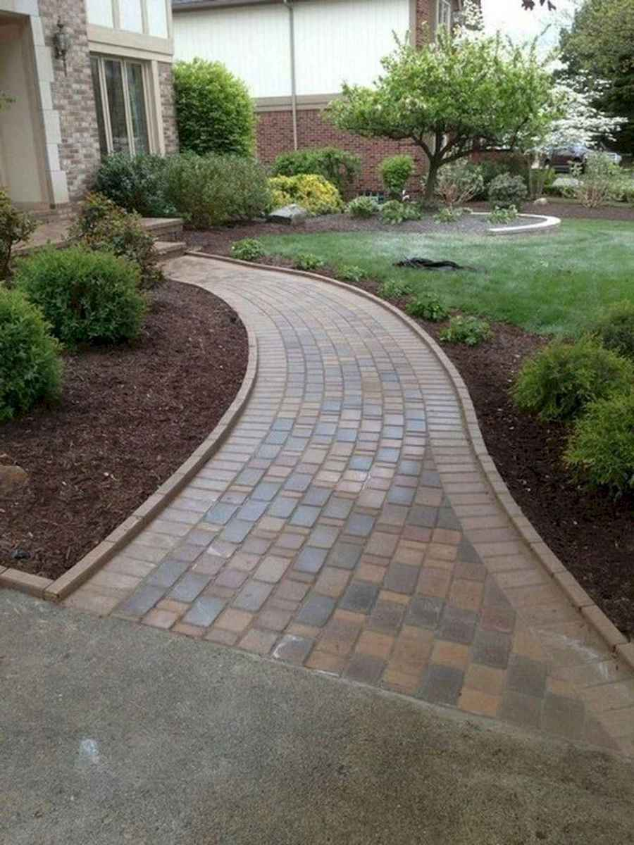 33 Stunning Front Yard Garden Pathways Landscaping Ideas