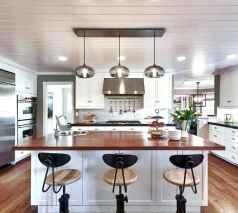 34 Functional Farmhouse Kitchen Island Design Ideas