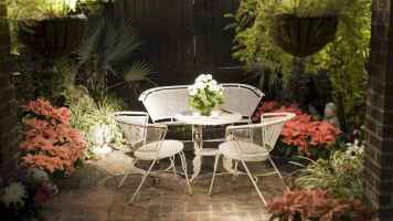 36 Awesome Small Patio on Budget Design Ideas