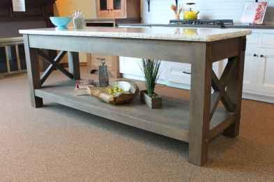 38 Functional Farmhouse Kitchen Island Design Ideas