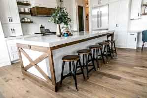 41 Functional Farmhouse Kitchen Island Design Ideas