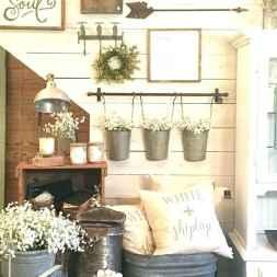 42 Inspiring Farmhouse Entryway Decor Ideas