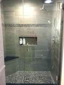 44 Awesome Farmhouse Bathroom Tile Floor Decor Ideas