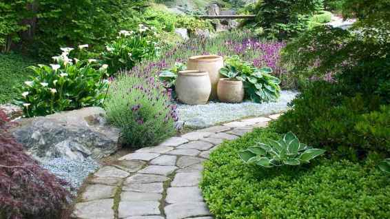47 Fabulous Garden Path and Walkway for Front and Backyard Ideas