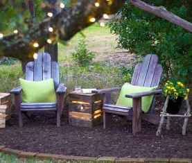 48 Easy Backyard Fire Pit with Cozy Seating Area Ideas