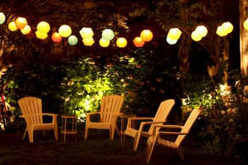 48 Easy and Creative DIY Outdoor Lighting Ideas