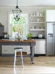 49 Functional Farmhouse Kitchen Island Design Ideas