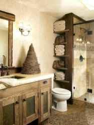 50 Awesome Farmhouse Bathroom Tile Floor Decor Ideas