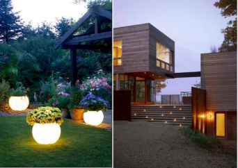 52 Easy and Creative DIY Outdoor Lighting Ideas