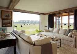 57 Cozy Farmhouse Style Living Room Decor Ideas