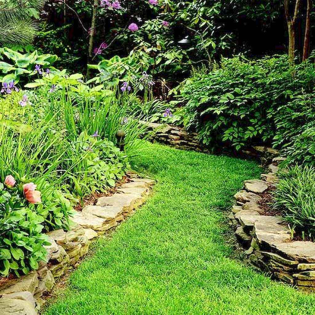 60 Fabulous Garden Path and Walkway for Front and Backyard Ideas