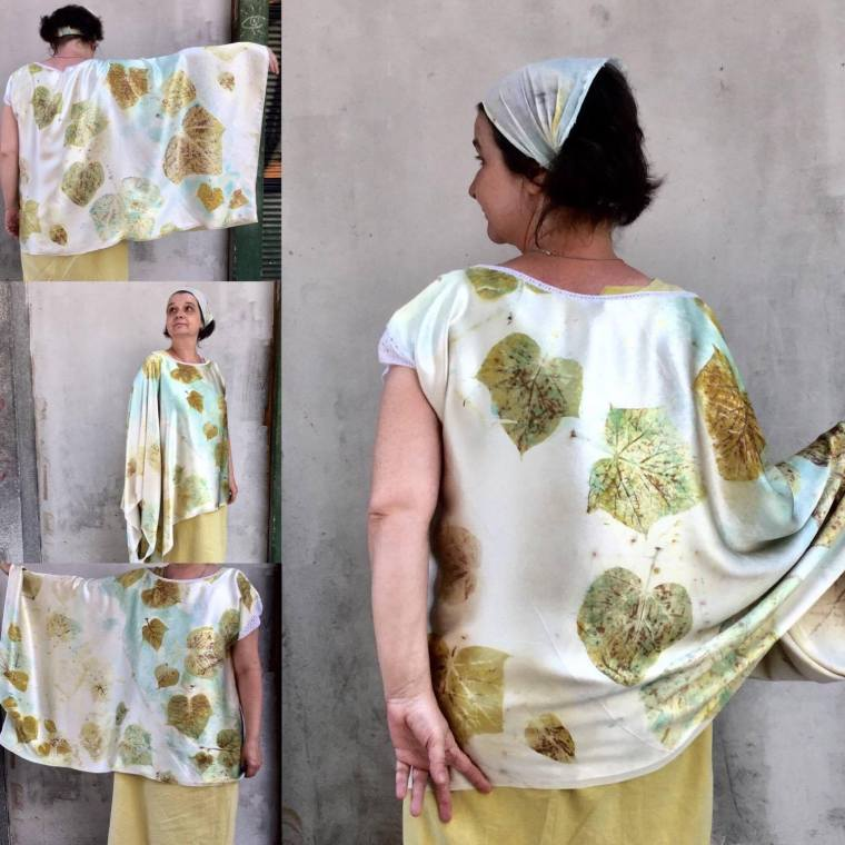 Yaroslava Bykova eco blouse 1