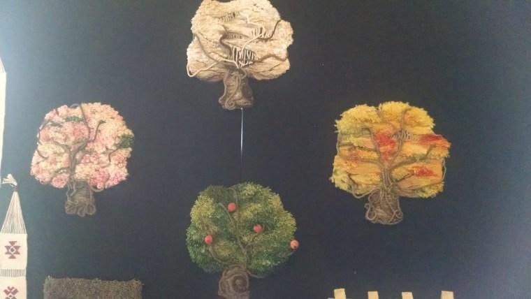 4 seasons by Jana Ivanova
