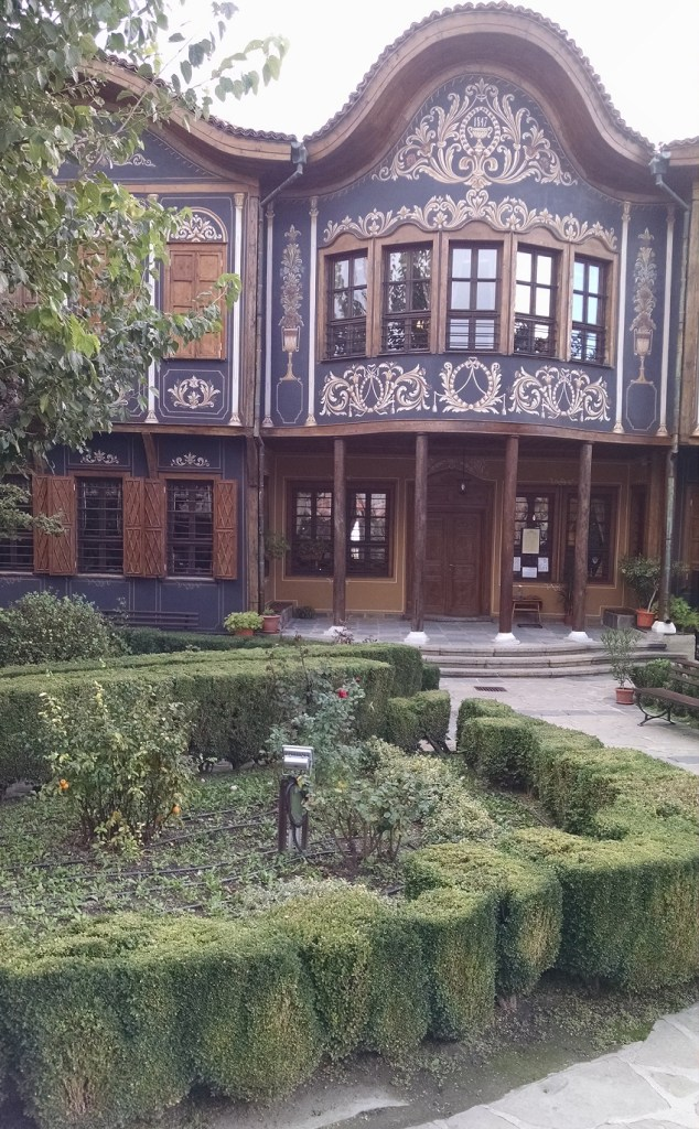 Plovdiv Regional Ethnographic museum 1