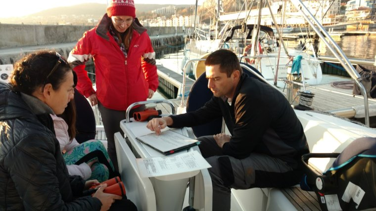 counting dolphins in the black sea 2