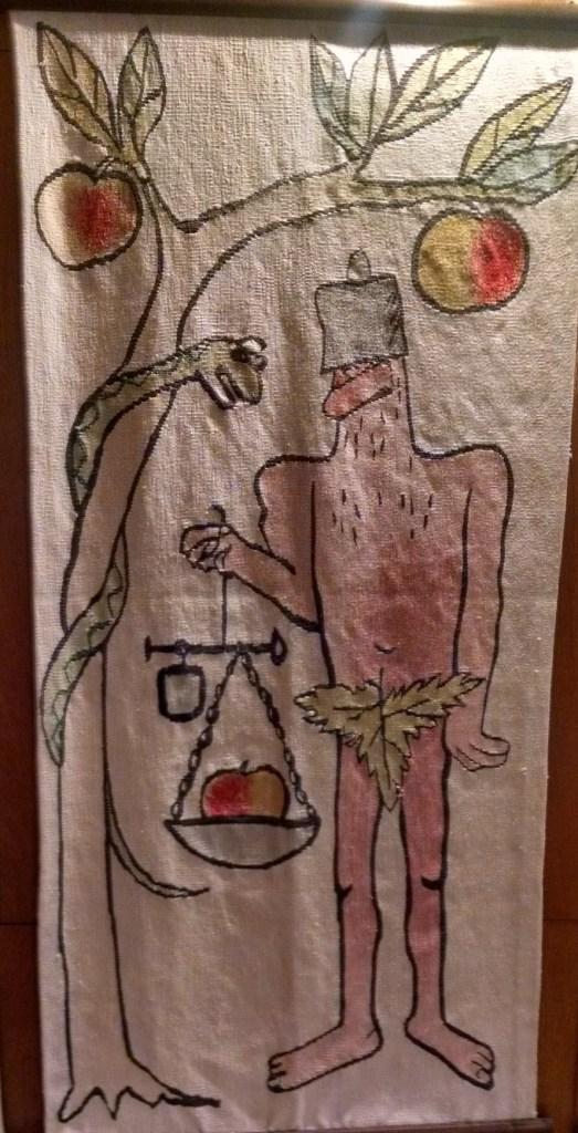 eden by boris dimovski gabrovo museum of humour satire6 3