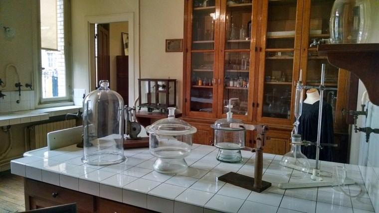 Marie Curie Museum 3