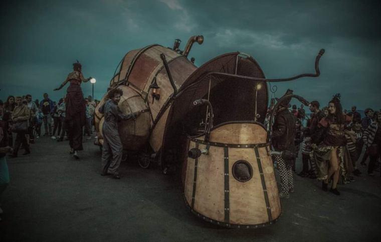 snailmobile fireter 1
