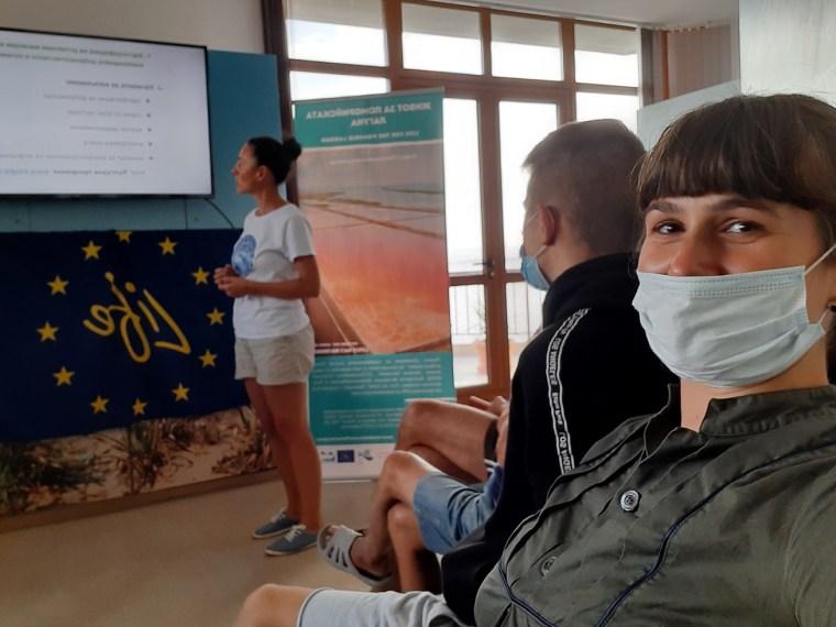 my presentation pomorie lake volunteer brigade 2021