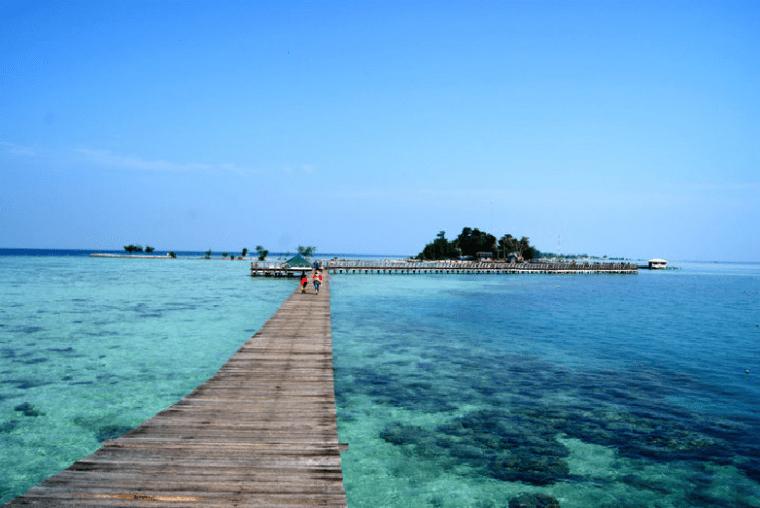Outing pulau seribu