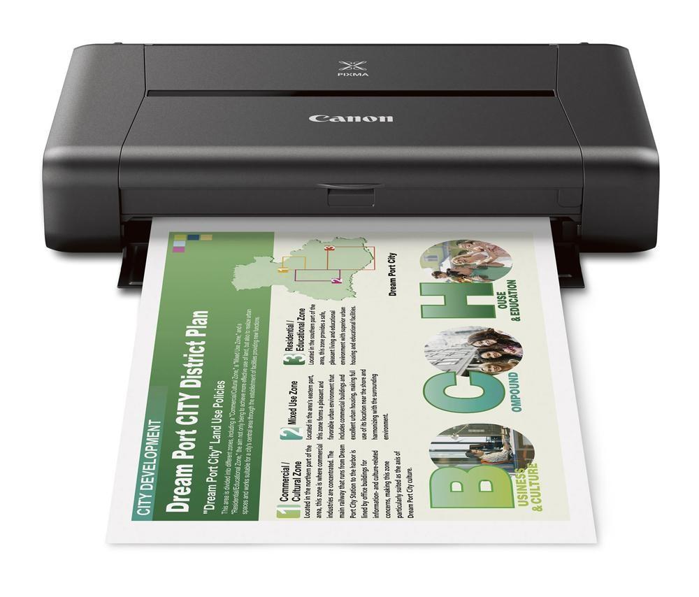 Printer portabel
