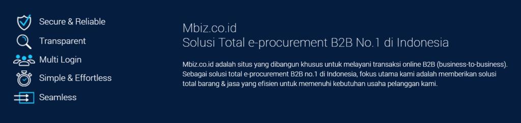 tren e-procurement 2019 mbiz.co.id