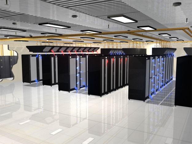 Tegangan Data Center